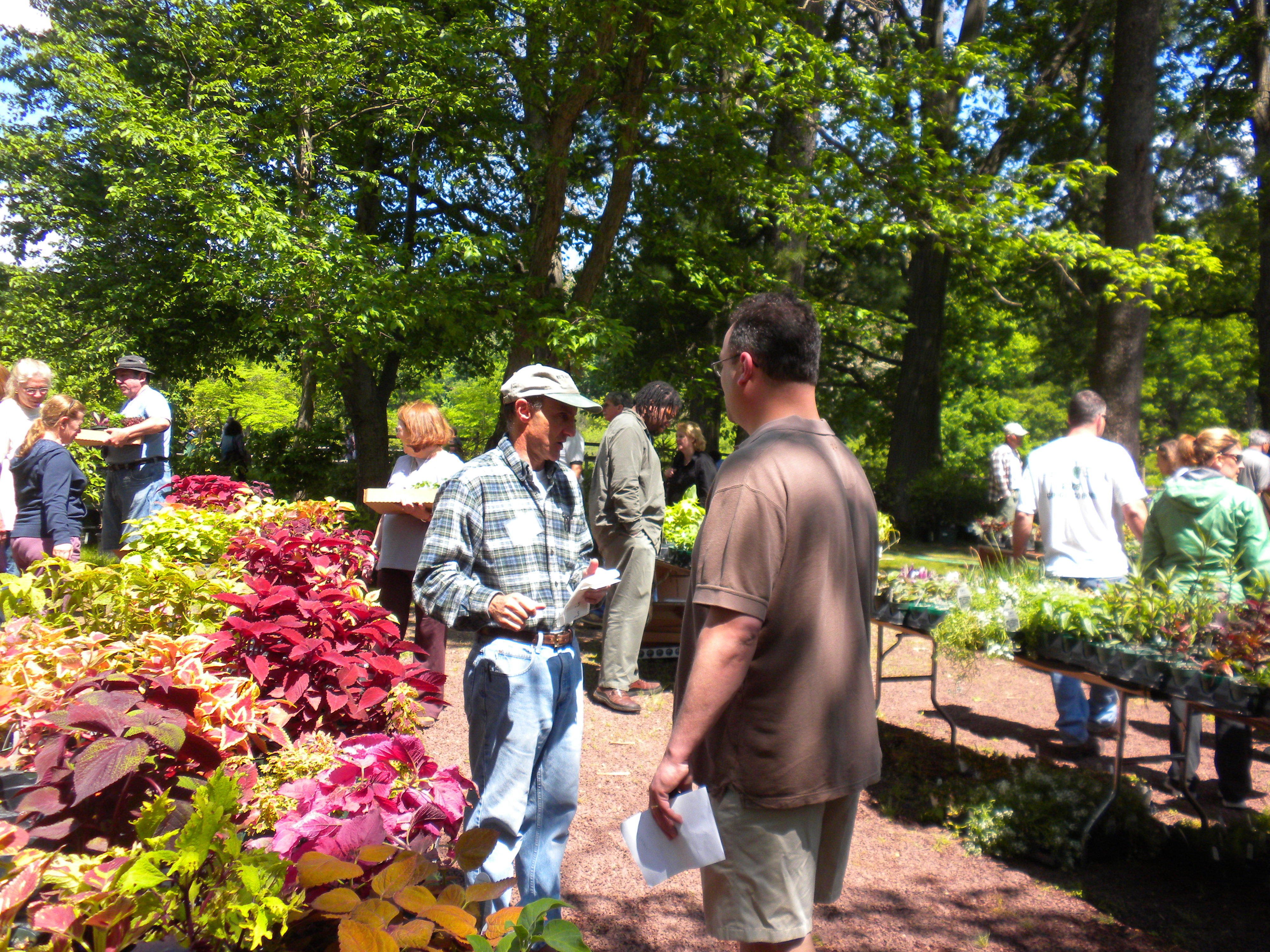 spring flower fair – rutgers gardens
