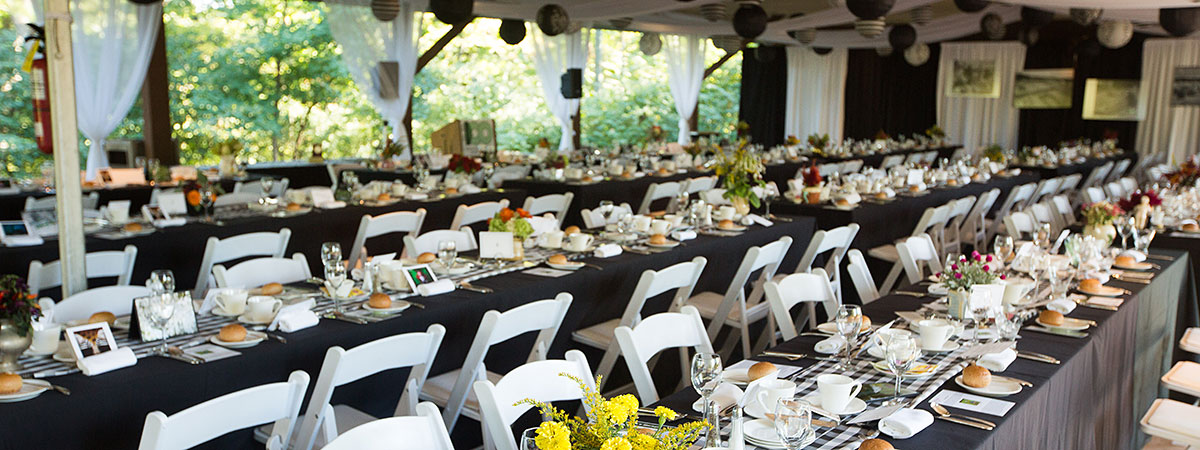 Private Events Rutgers Gardens
