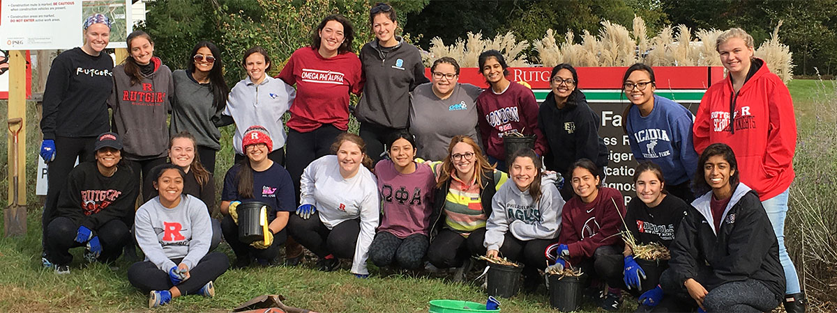 Omega Phi Alpha Student Workday